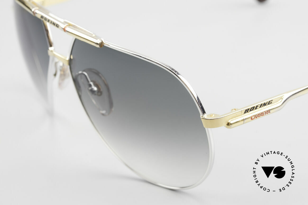 Boeing 5705 Original 80's Pilots Shades, worn by Boeing pilots around the world in the 80's, Made for Men