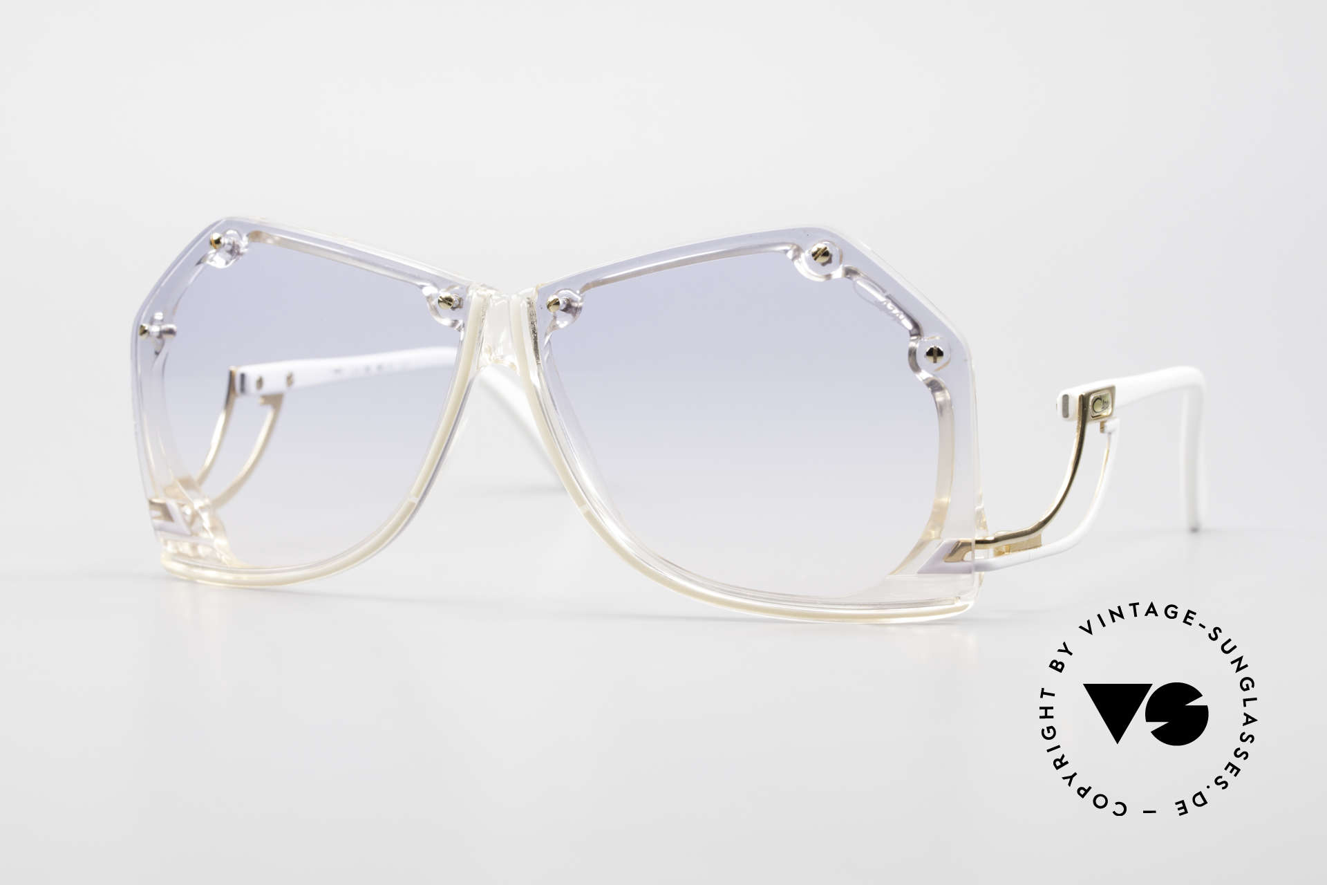 Cazal 860 The Most Beautiful 80's Cazal, vintage Cazal model 860, Col 192, 66/11, 135, Made for Women