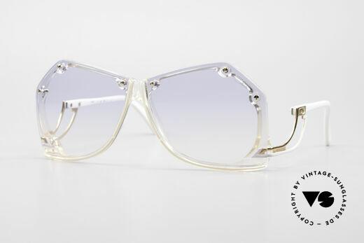Cazal 860 The Most Beautiful 80's Cazal Details