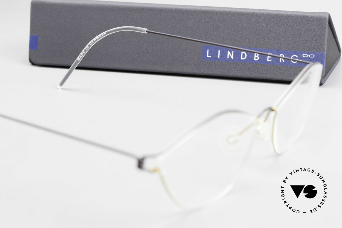 Lindberg Hydra Air Titan Rim Titanium Glasses For Ladies, Size: small, Made for Women