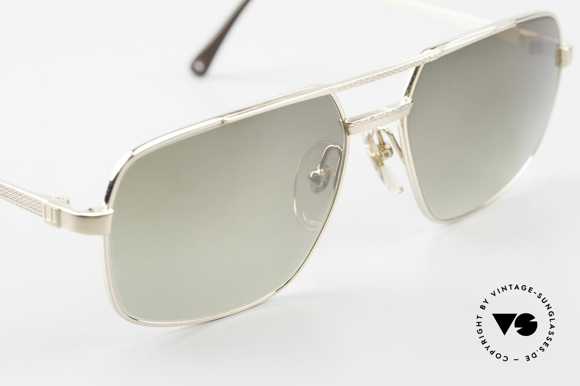 Dunhill 6068 Gold Doublé 14ct Gold Filled, (today, designer frames are made for less than 5 USD), Made for Men