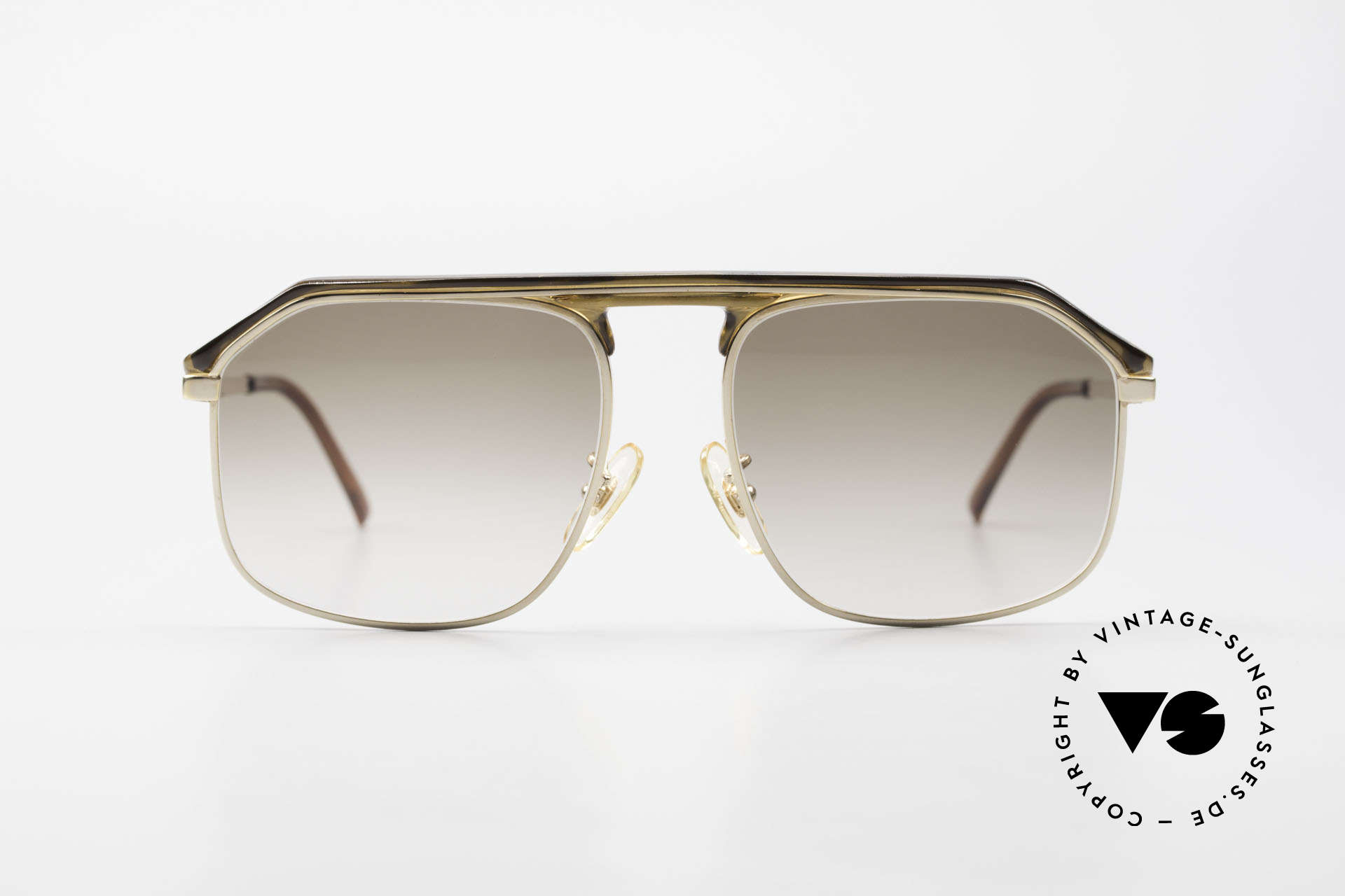 Christian Dior 2135A 1980's Dior Monsieur Series, elegant combination of materials & colors by Optyl, Made for Men