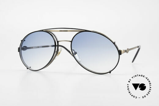 Bugatti 65282 Vintage Frame With Sun Clip Details