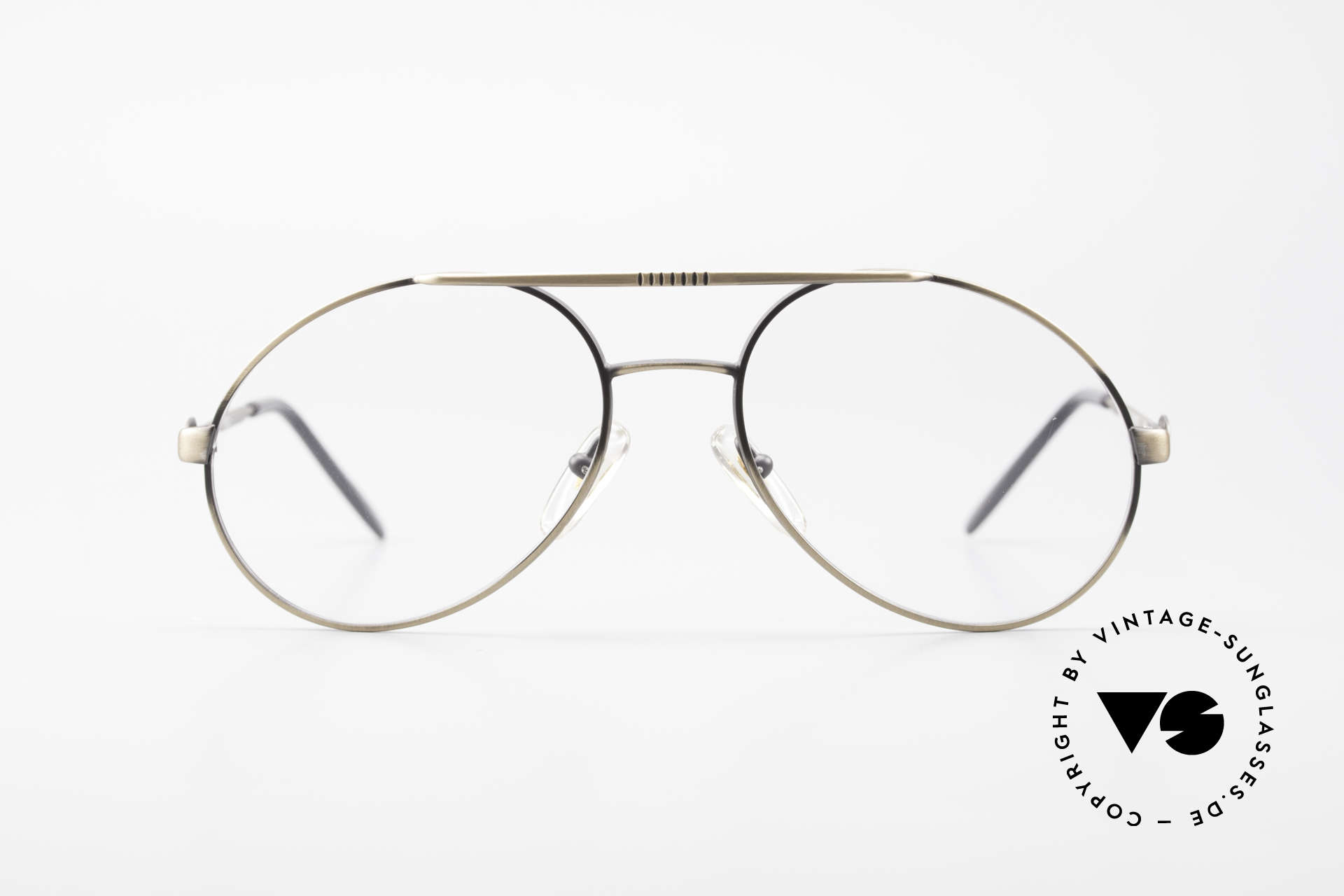 Bugatti 65282 Vintage Frame With Sun Clip, Size: large, Made for Men