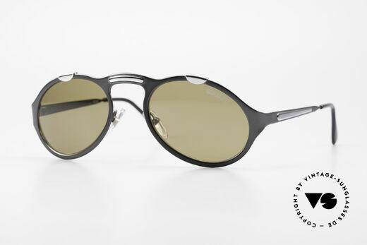 Bugatti 13152 Limited Rare Luxury 90's Sunglasses Details