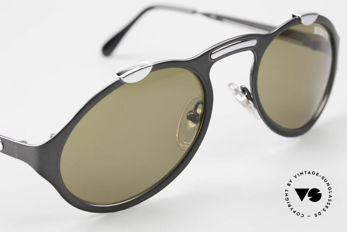 Bugatti 13152 Limited Rare Luxury 90's Sunglasses, unworn (like all our rare luxury BUGATTI eyewear), Made for Men