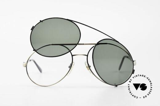 Bugatti 65282 Vintage Men's Glasses 1980's, NO RETRO sunglasses; an ORIGINAL from 1986, Made for Men