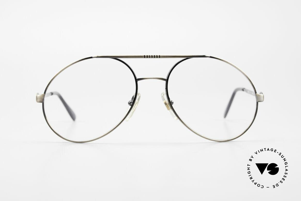Bugatti 65282 Vintage Men's Glasses 1980's, Size: large, Made for Men