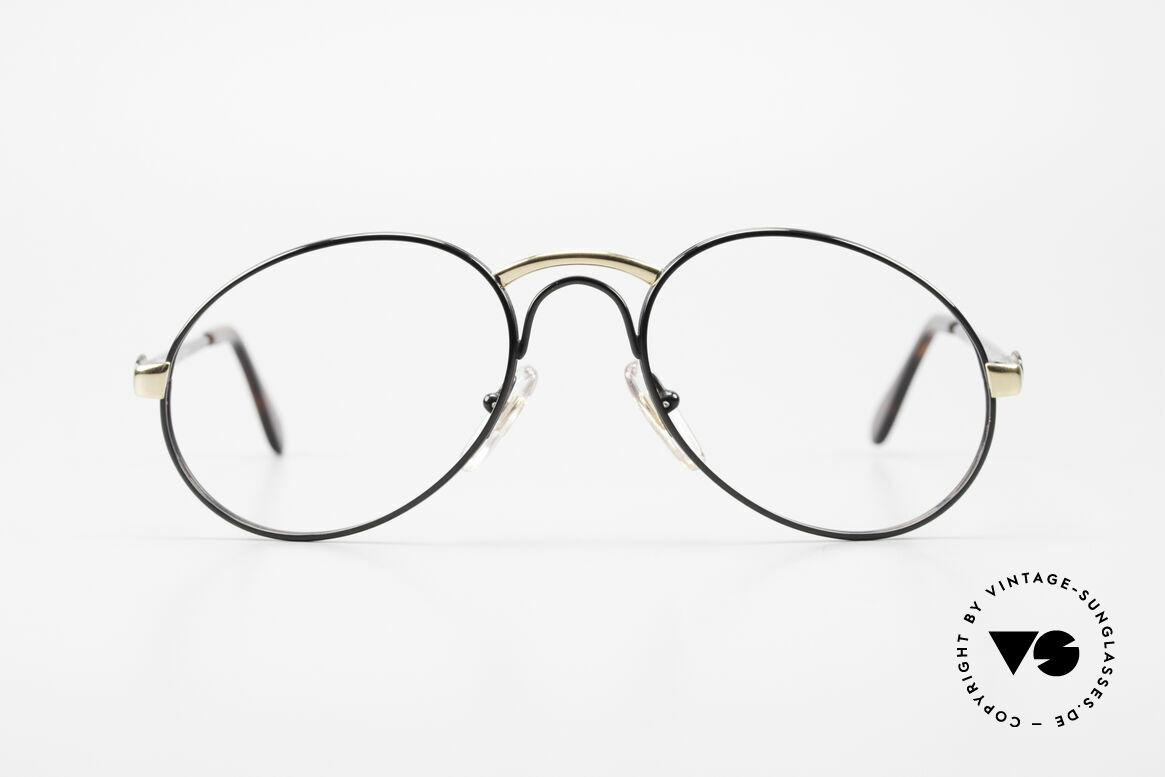 Bugatti 03327 Men's 80's Eyeglasses Clip On, Size: medium, Made for Men