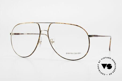 Pierre Cardin 223 Retro Glasses 1980's Original Details