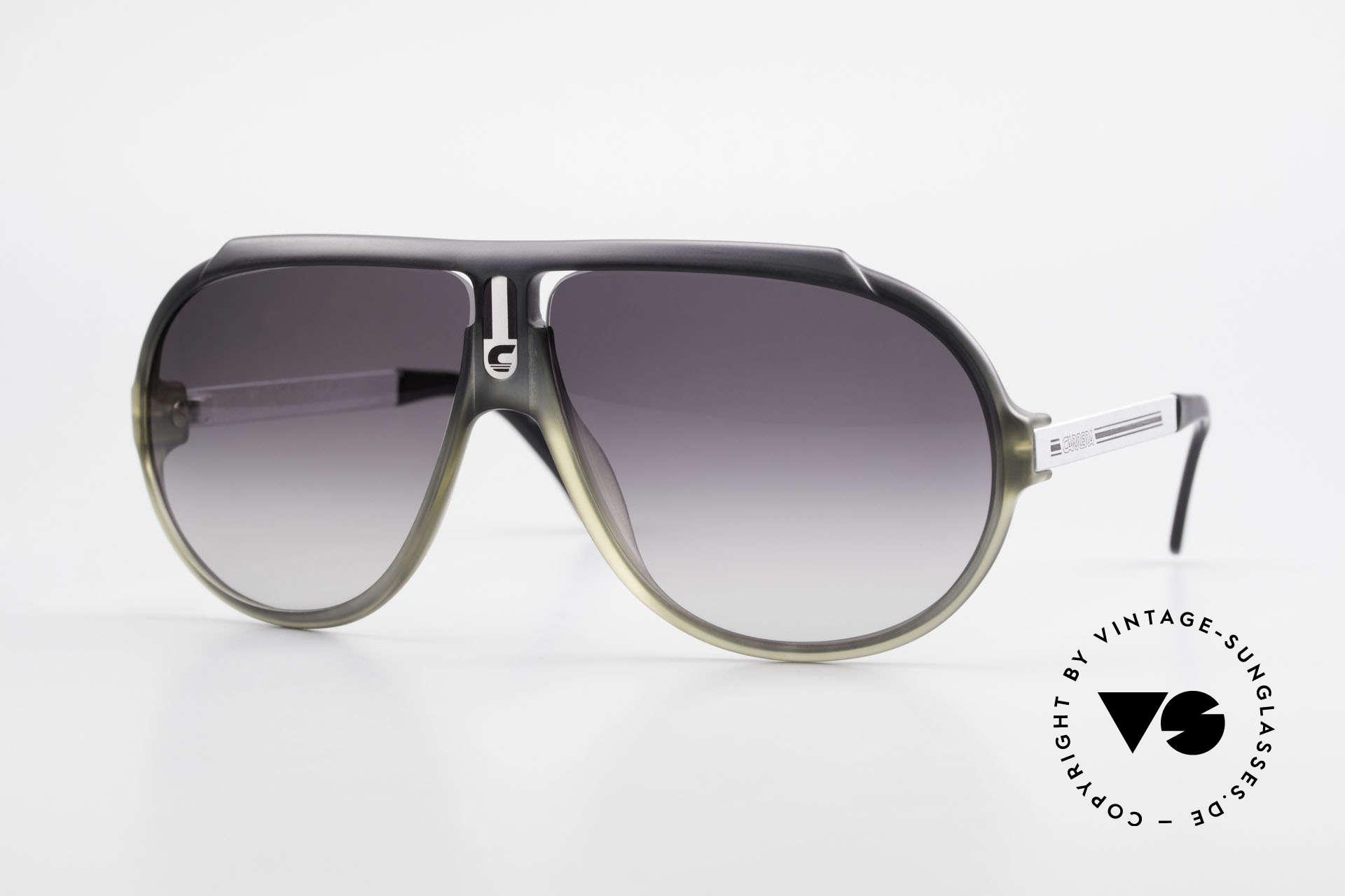 Carrera 5512 80's Miami Vice Sunglasses, legendary 1980's vintage CARRERA designer sunglasses, Made for Men