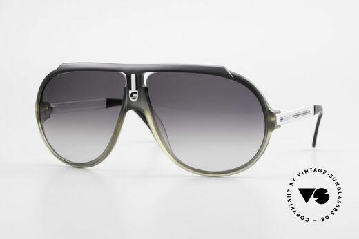 Carrera 5512 80's Miami Vice Sunglasses Details