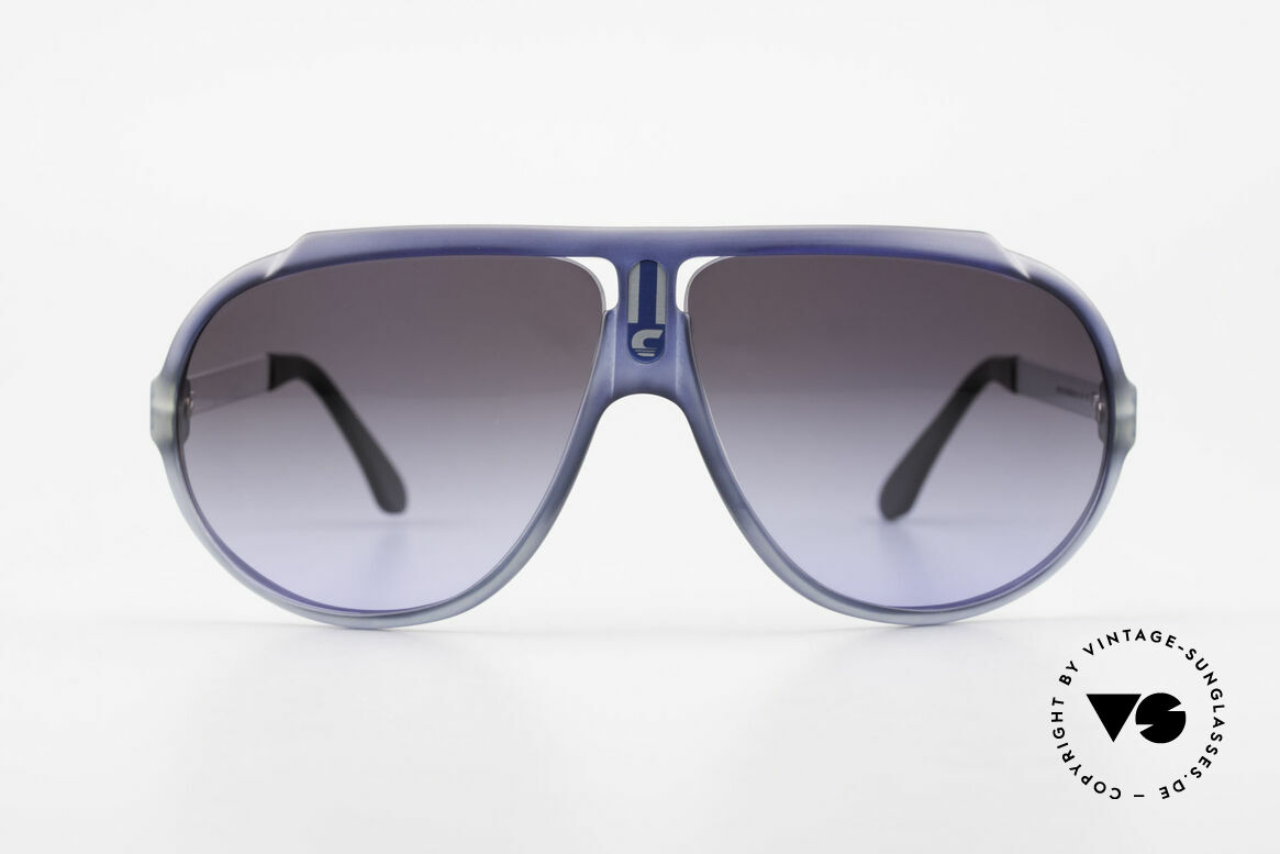Carrera 5512 Iconic 80's Vintage Sunglasses, famous movie sunglasses from 1984 (a true legend !!!), Made for Men