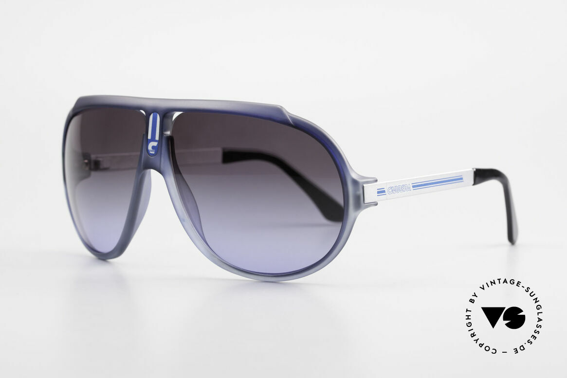 Carrera 5512 Iconic 80's Vintage Sunglasses, Carrera Mod. 5512 worn by Don Johnson in Miami Vice, Made for Men