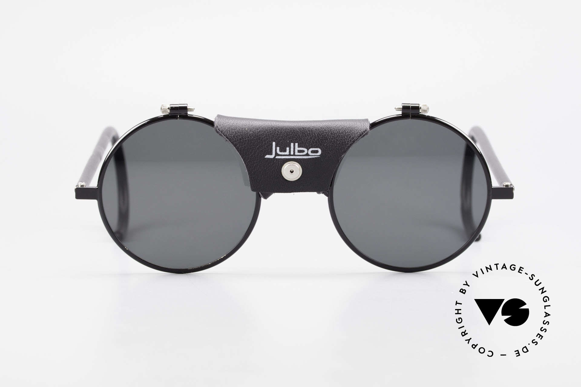Julbo Vermont Round 90's Sports Sunglasses, made for extreme illumination (Water & Ice sports), Made for Men