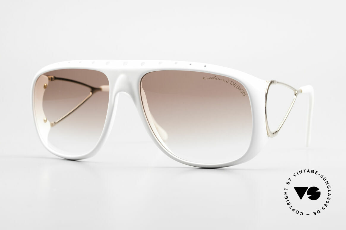 Colani 10-621 80's Shades European Edition, very flashy Luigi Colani sunglasses from the 80's, Made for Men