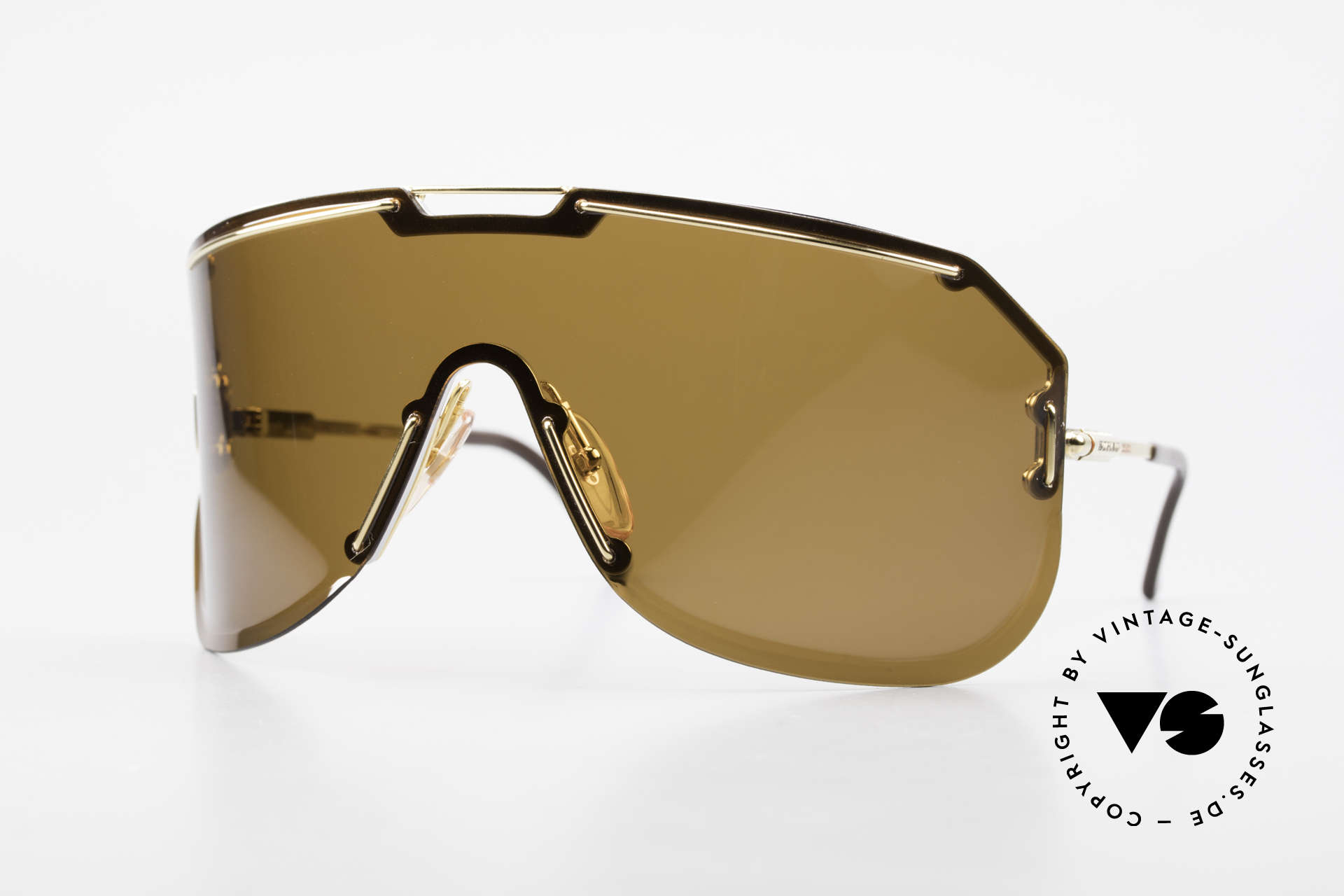 Boeing 5703 80's Luxury Pilots Shades, unbelievable rare model of the 80's BOEING Collection, Made for Men