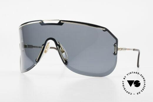 Boeing 5703 80's Luxury Pilots Sunglasses Details