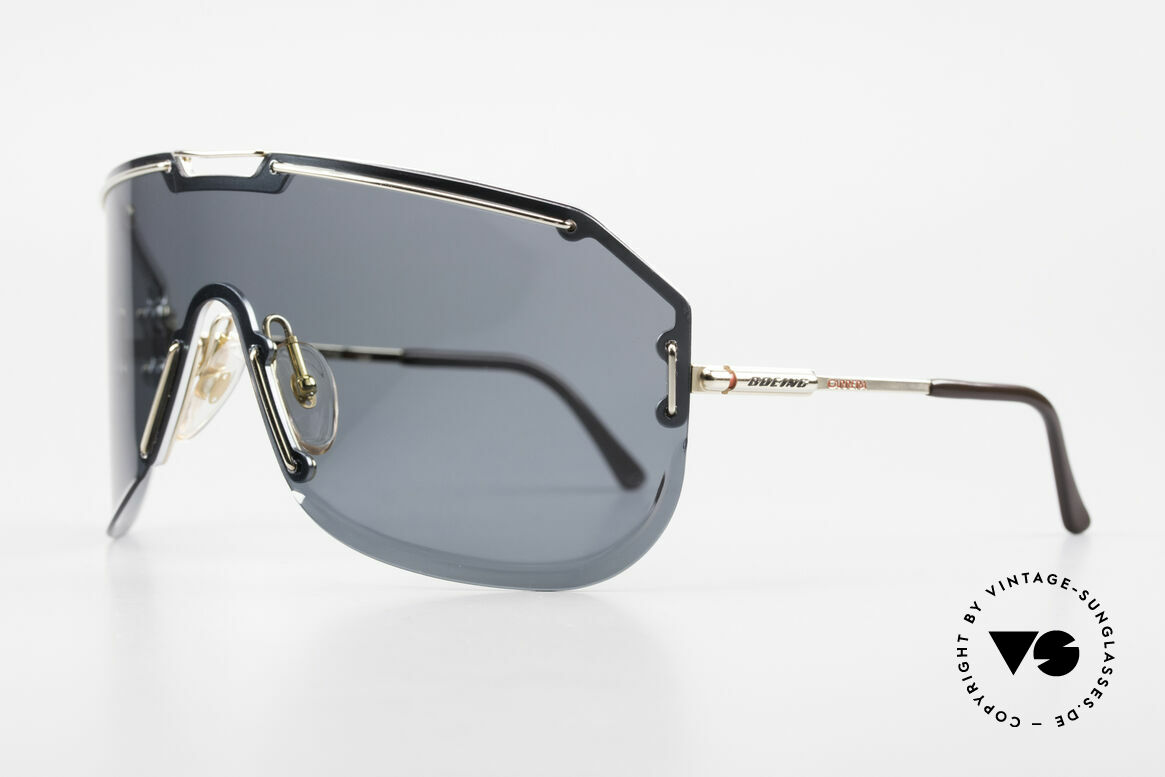 Boeing 5703 80's Luxury Pilots Sunglasses, rotatable nose pads & gold-plated frame; truly vintage, Made for Men