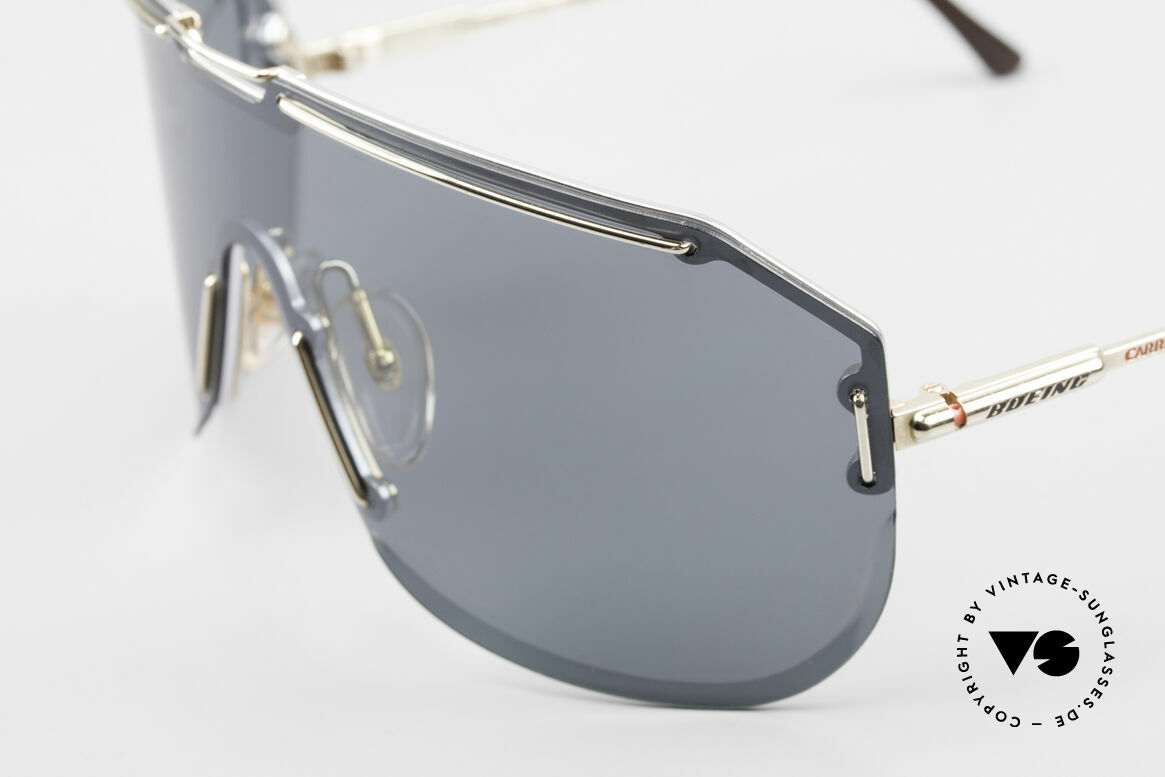 Boeing 5703 80's Luxury Pilots Sunglasses, pure combination of luxury, sport, quality and lifestyle, Made for Men