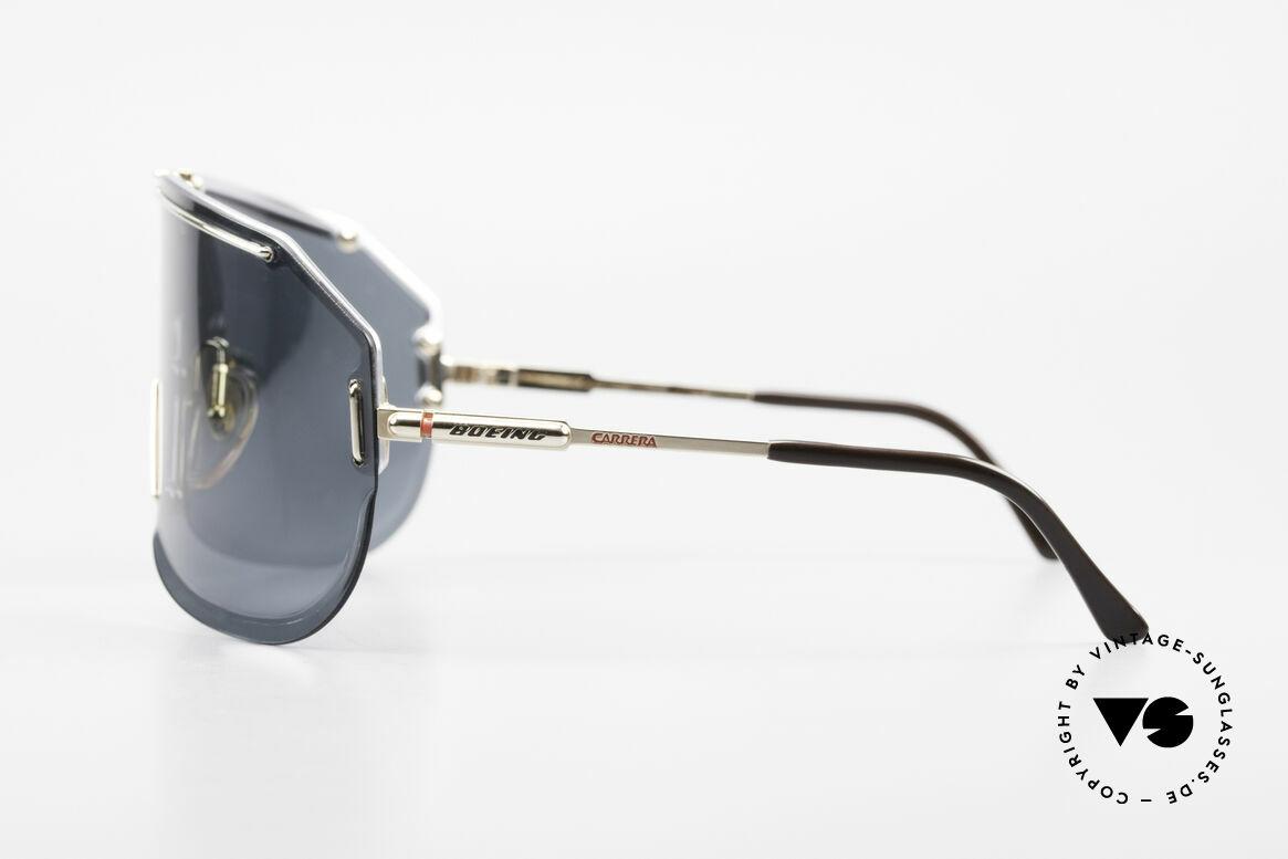 Boeing 5703 80's Luxury Pilots Sunglasses, designed by Jan Matthias (Porsche chief designer, 1975), Made for Men