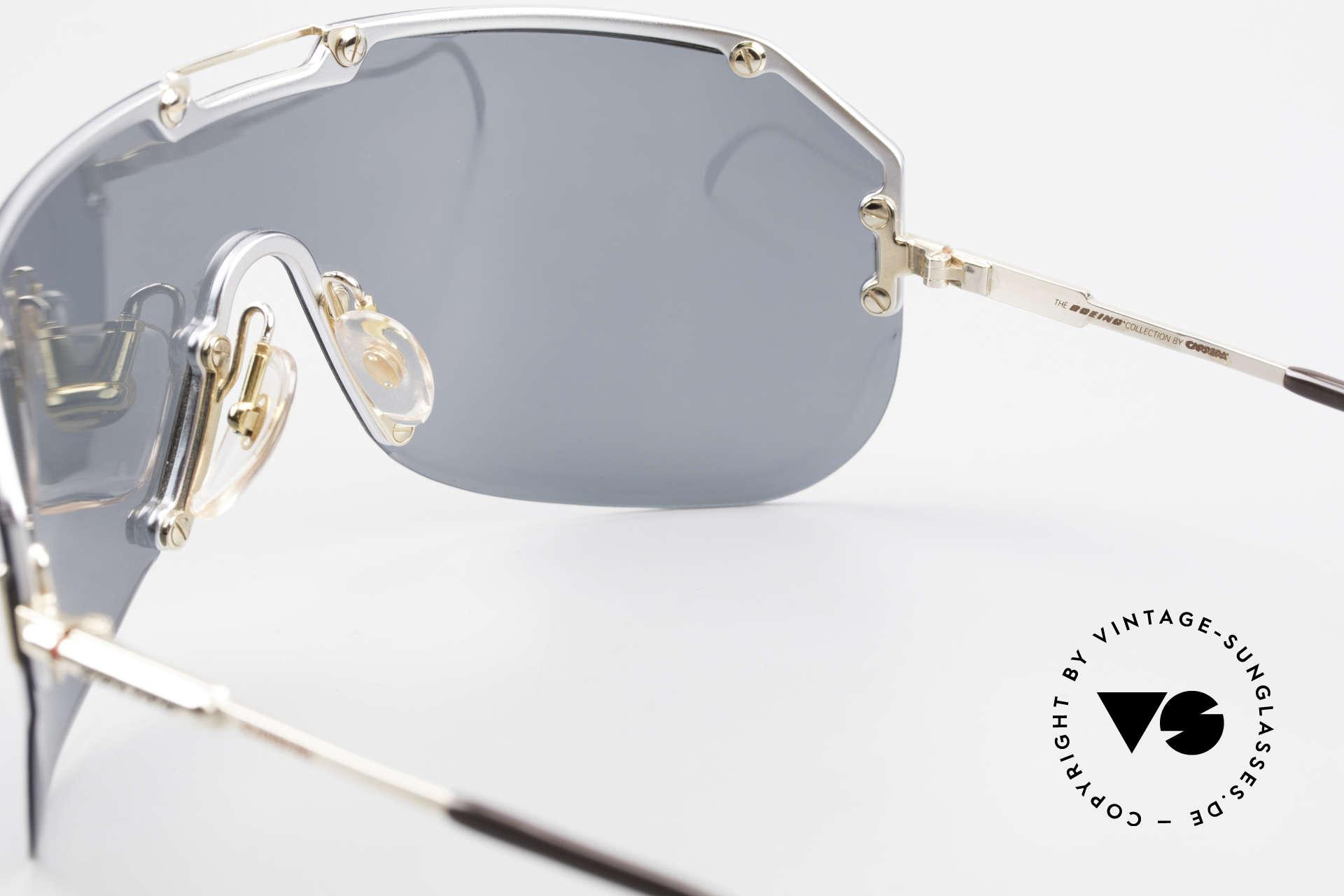 Boeing 5703 80's Luxury Pilots Sunglasses, Size: medium, Made for Men