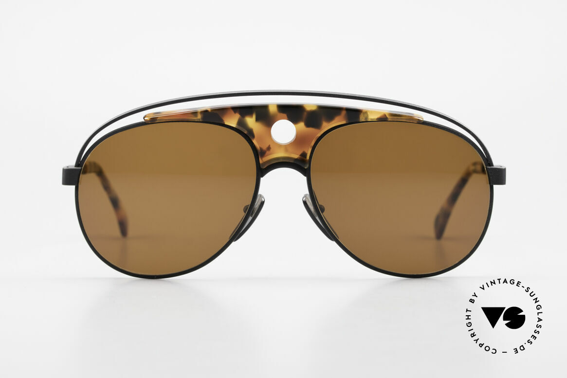 Alain Mikli 633 / 0013 Lenny Kravitz Sunglasses 80's, AM model 633 / 0013 = a true design classic from 1989, Made for Men