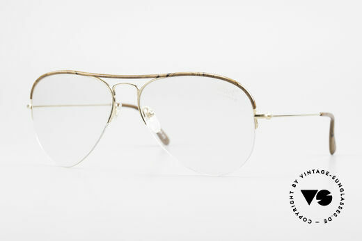 Ray Ban Balfast 808 Gold Filled Old Vintage Frame Details