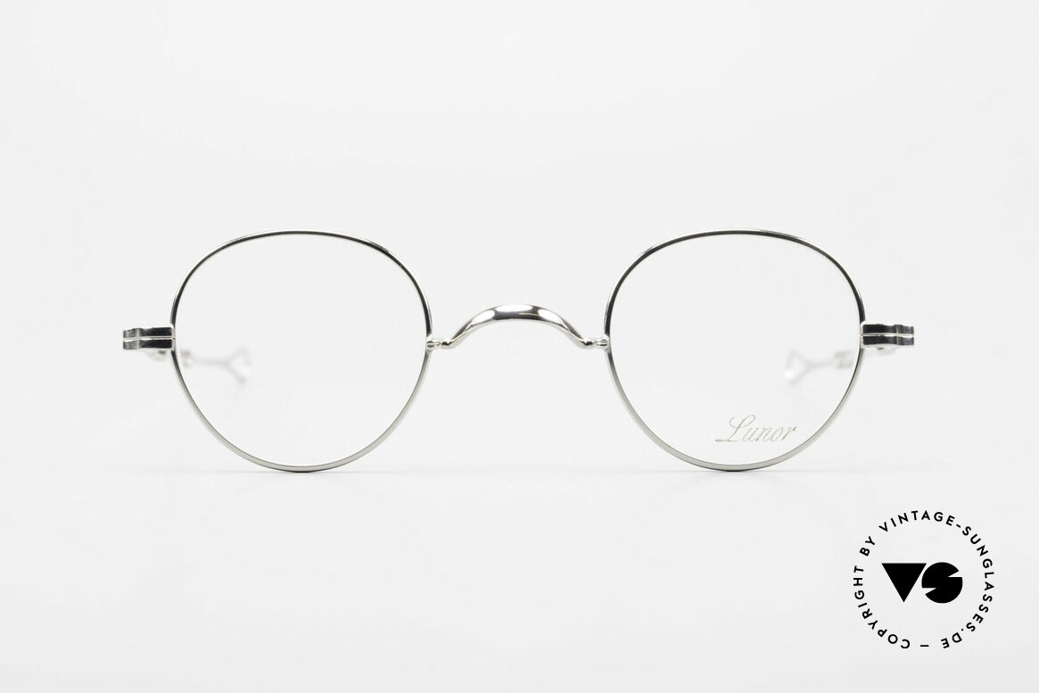 Lunor I 15 Telescopic Extendable Slide Temples, traditional German brand; quality handmade in Germany, Made for Men and Women