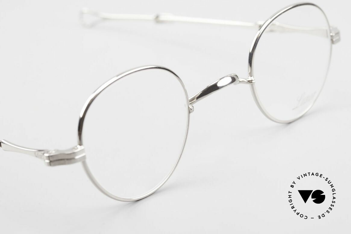 Lunor I 15 Telescopic Extendable Slide Temples, unworn RARITY (for all lovers of quality) from app. 1999, Made for Men and Women