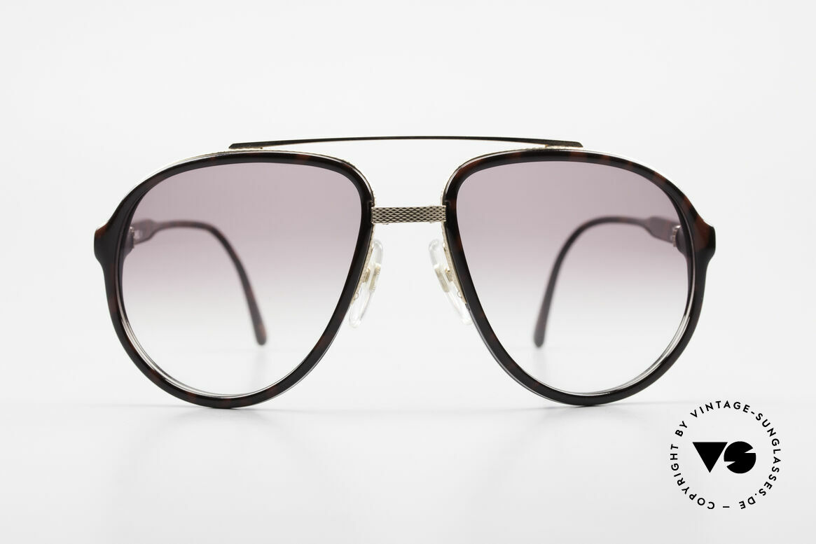Dunhill 6105 Comfort Fit Luxury Sunglasses, brilliant Comfort-Fit: hinges joint on the bridge, Made for Men