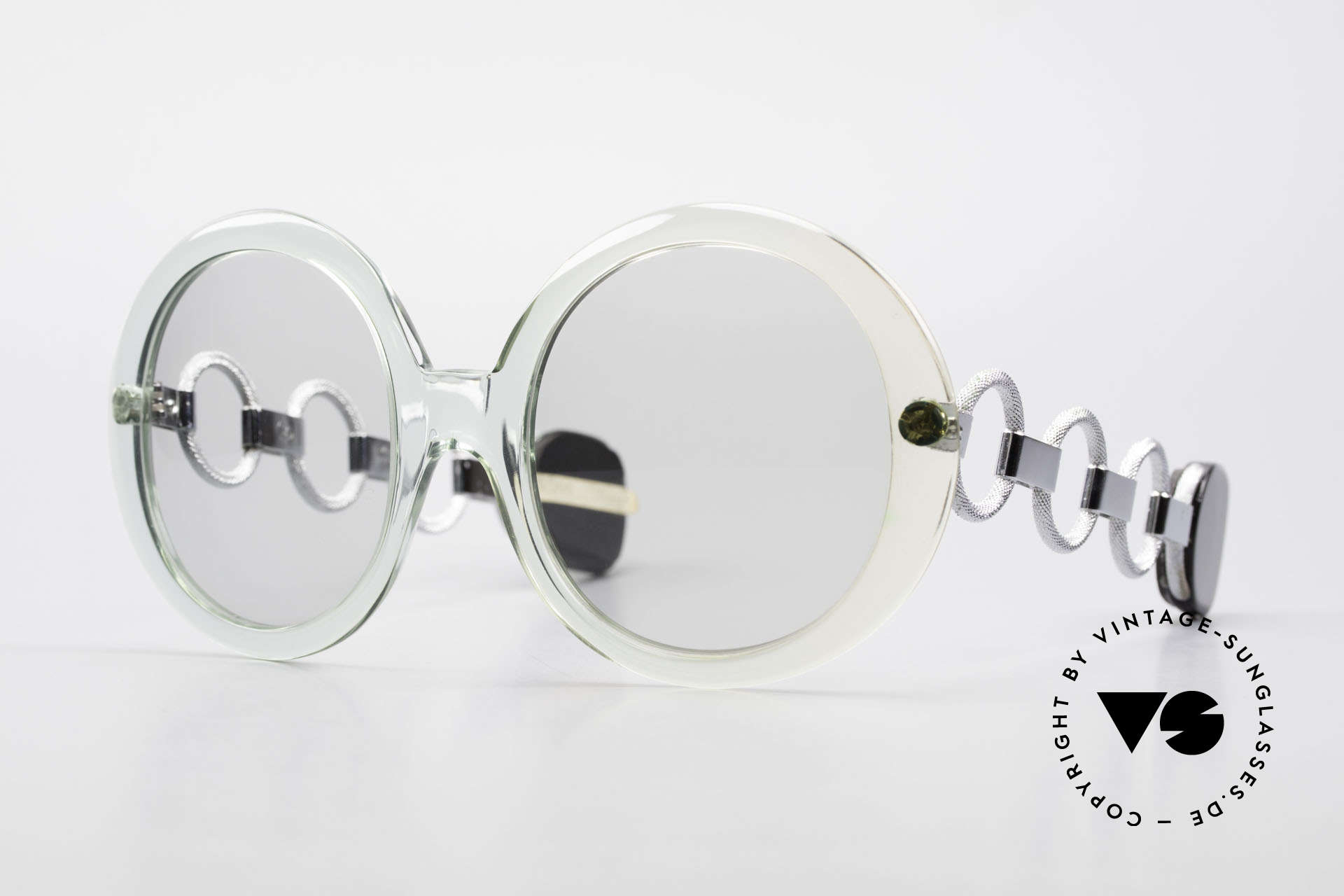 Serge Kirchhofer 461 Original 60's Fashion History, the most famous vintage glasses by Serge Kirchhofer, Made for Women
