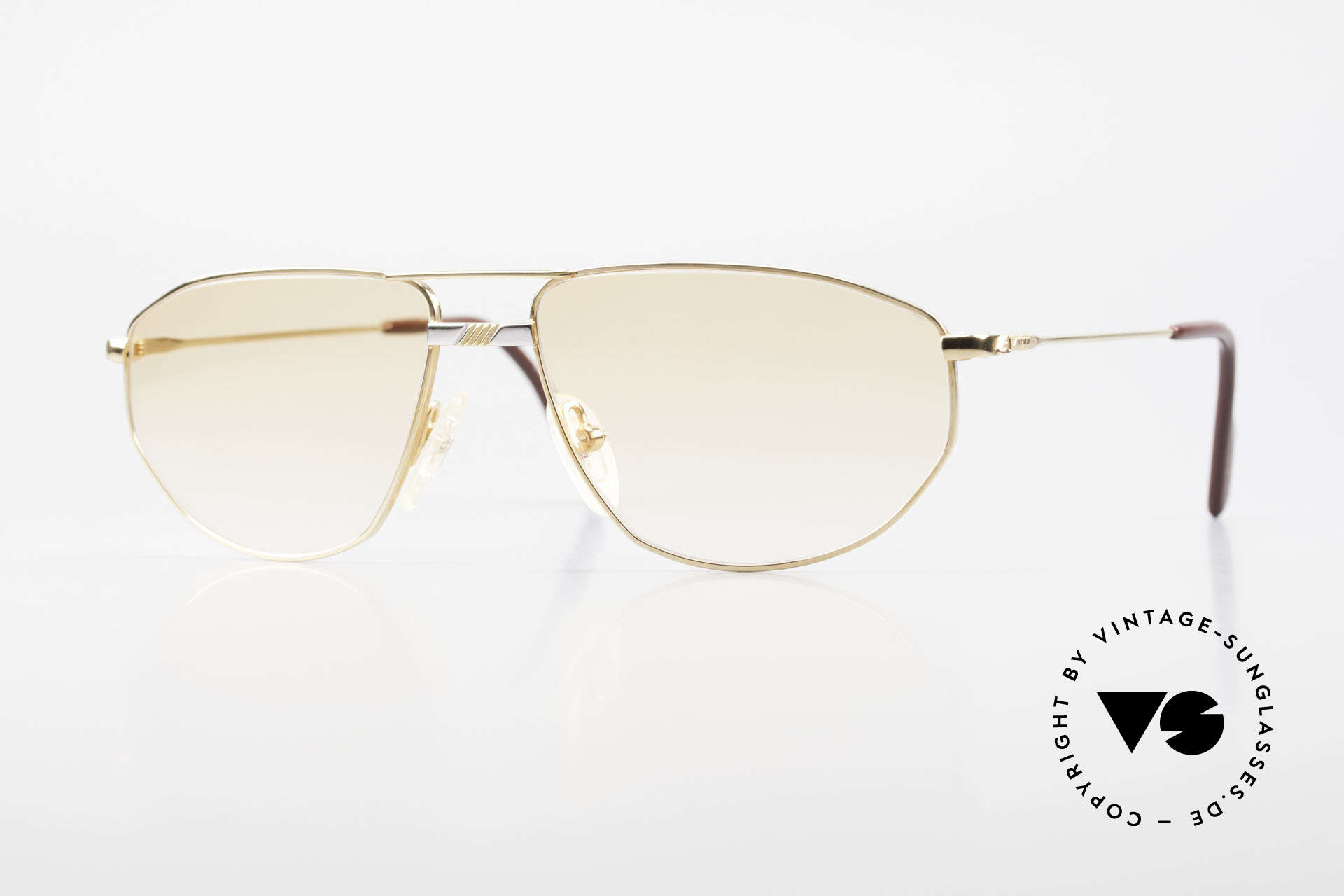 Alpina FM41 Stylish Vintage 80's Sunglasses, stylish metal sunglasses by Alpina from the 1980's, Made for Men and Women