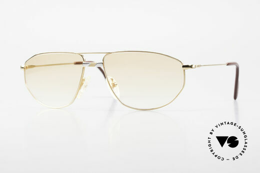 Alpina FM41 Stylish Vintage 80's Sunglasses Details