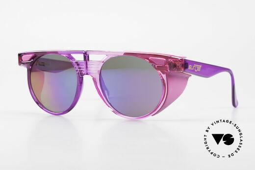 Carrera 5251 Round Steampunk Sunglasses Details