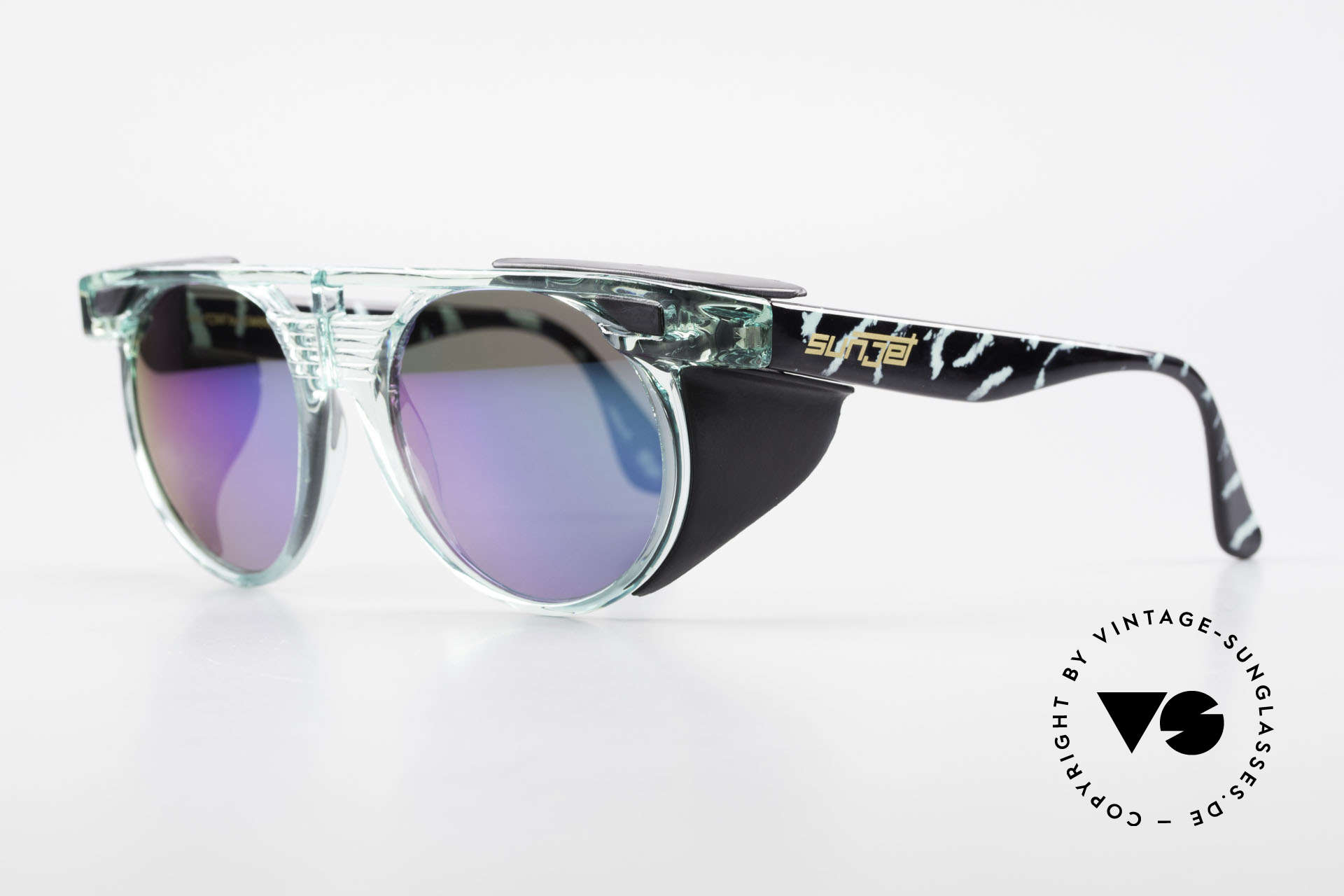 Carrera 5251 Round Sunglasses Steampunk, called as 'steampunk sunglasses' or 'industrial design', Made for Men and Women