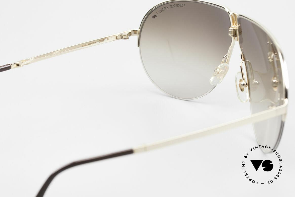 Porsche 5628 Rare 80's Folding Sunglasses, Size: medium, Made for Men