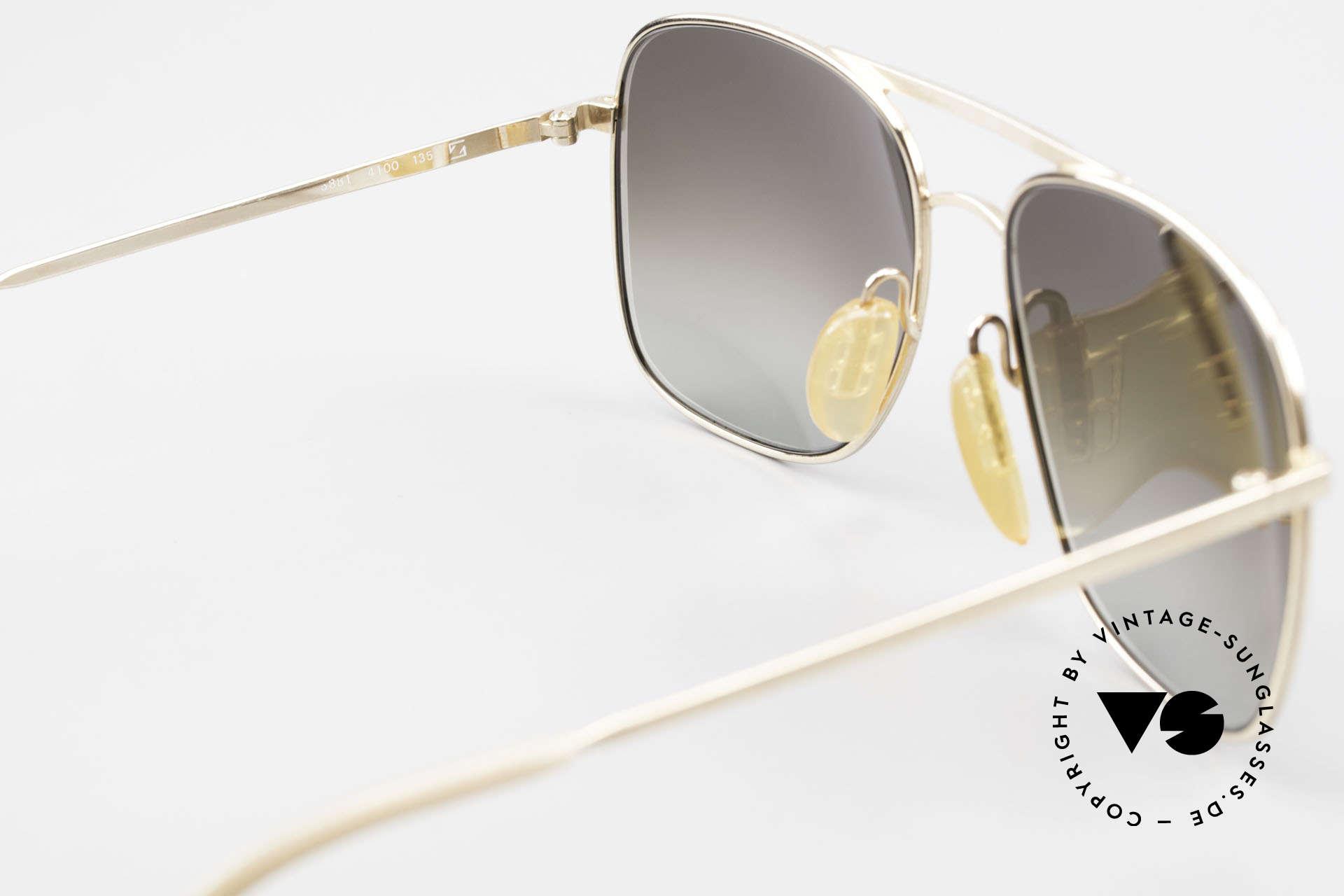 Zeiss 5881 Old 80's Sunglasses For Men, Size: medium, Made for Men