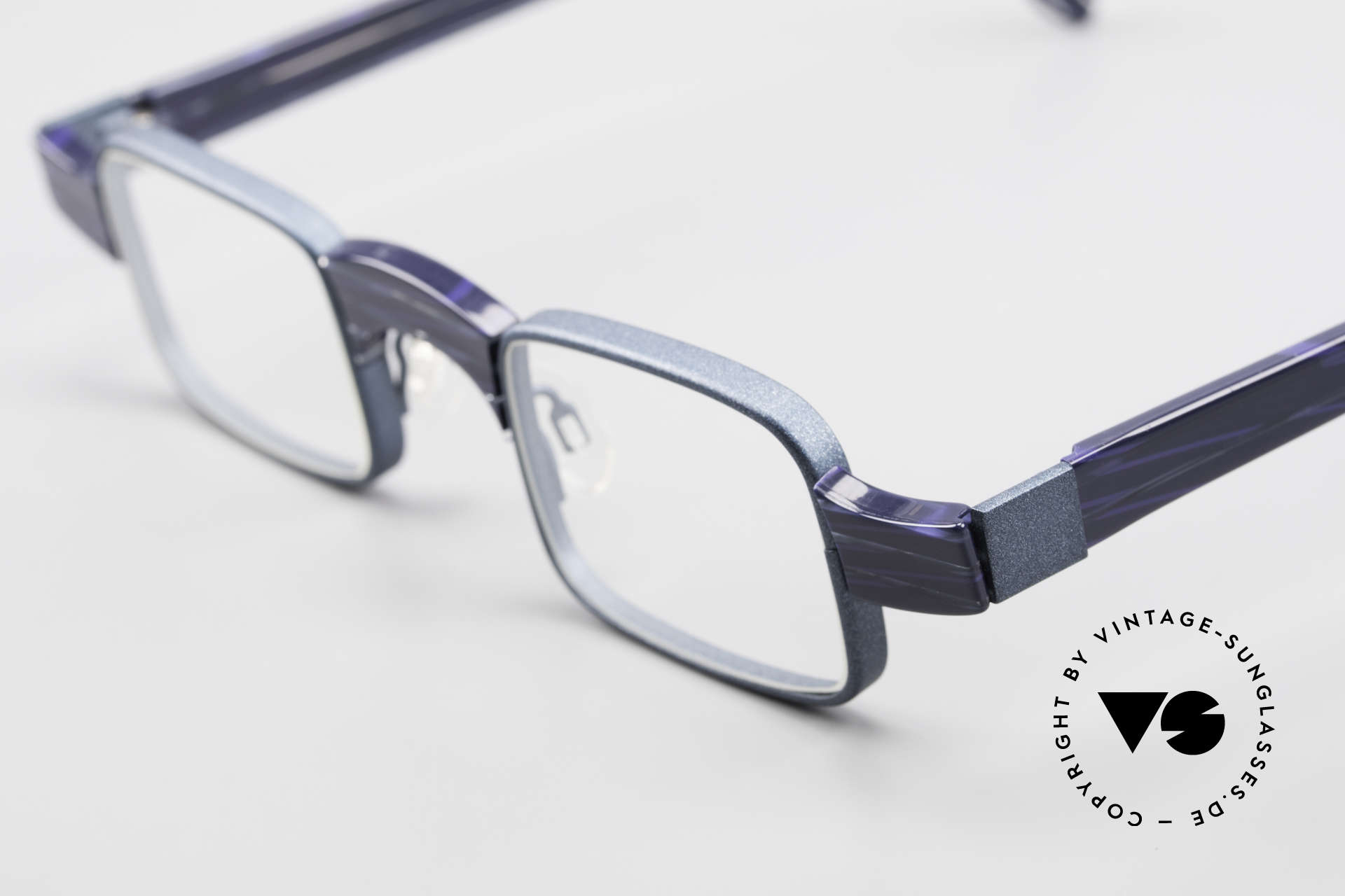Theo Belgium Aphrodite Vintage Combi Designer Specs, made for the avant-garde, individualists & trend-setters, Made for Women