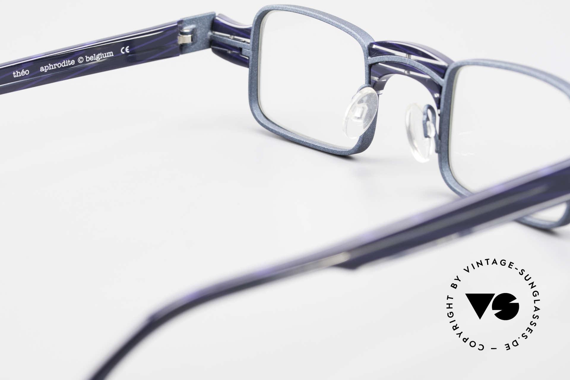 Theo Belgium Aphrodite Vintage Combi Designer Specs, unworn vintage eyeglass-frame (with representativeness), Made for Women