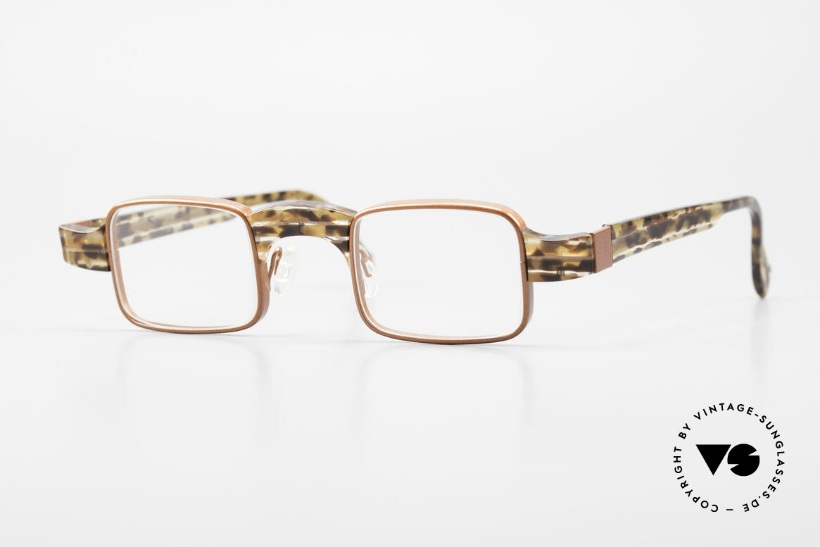 Theo Belgium Aphrodite Vintage Ladies Designer Specs, Theo Belgium = the most self-willed brand in the world, Made for Women