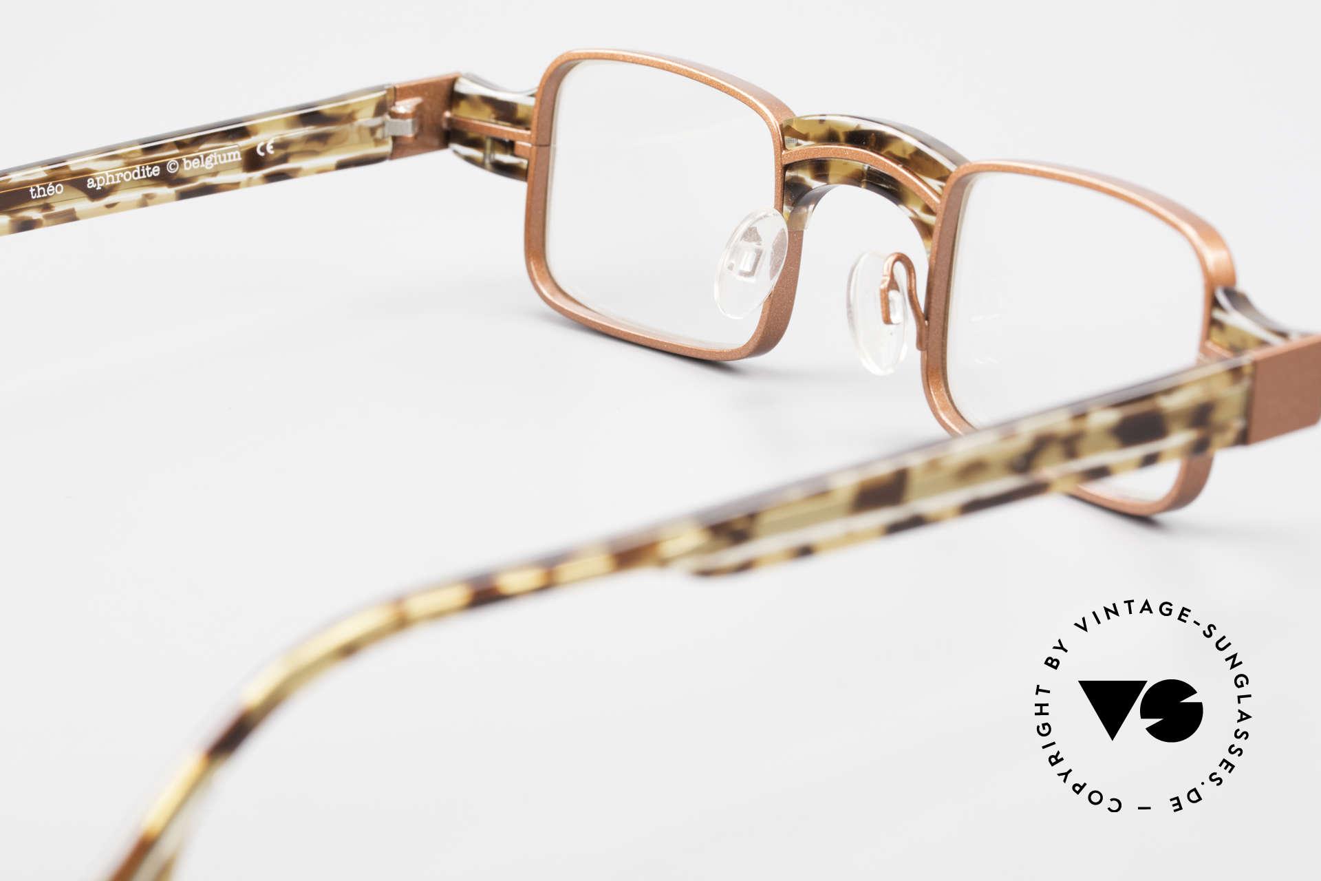 Theo Belgium Aphrodite Vintage Ladies Designer Specs, unworn vintage eyeglass-frame (with representativeness), Made for Women
