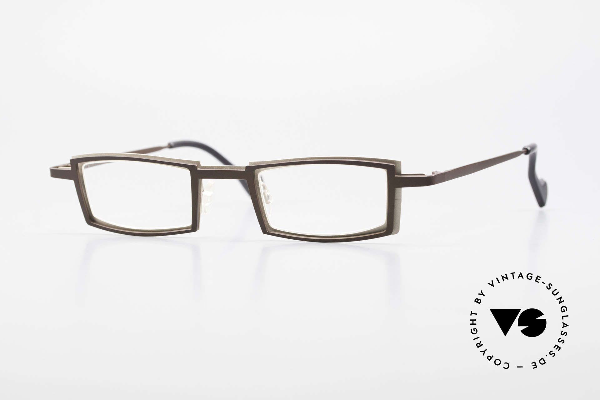 Theo Belgium Kwartet Designer Eyeglasses Vintage, Theo Belgium: the most self-willed brand in the world, Made for Men and Women