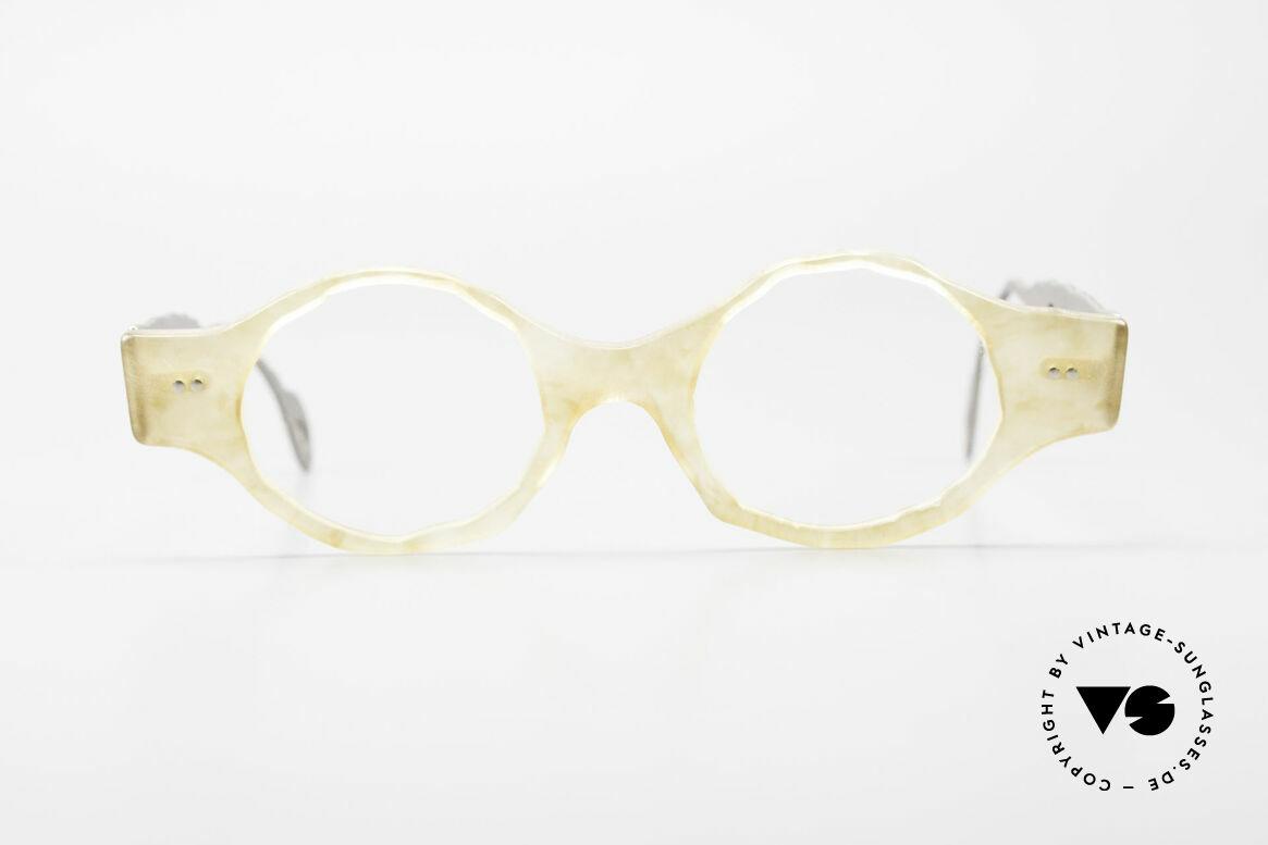 Theo Belgium Eye-Witness BK38 Avant-Garde Designer Glasses, founded in 1989 as 'opposite pole' to the 'mainstream', Made for Men and Women