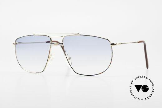 Alpina FM69 Rare Vintage Sunglasses 90's Details