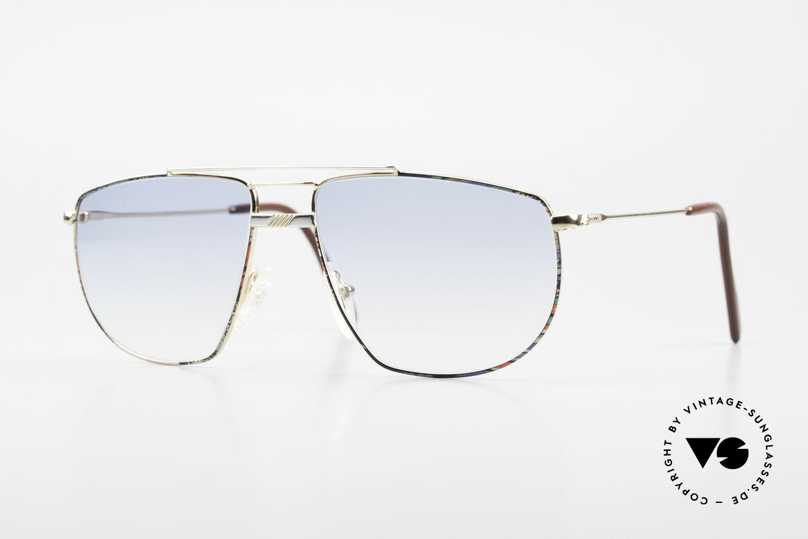 Alpina FM69 Rare Vintage Sunglasses 90's, rare metal sunglasses by Alpina from the early 90's, Made for Men