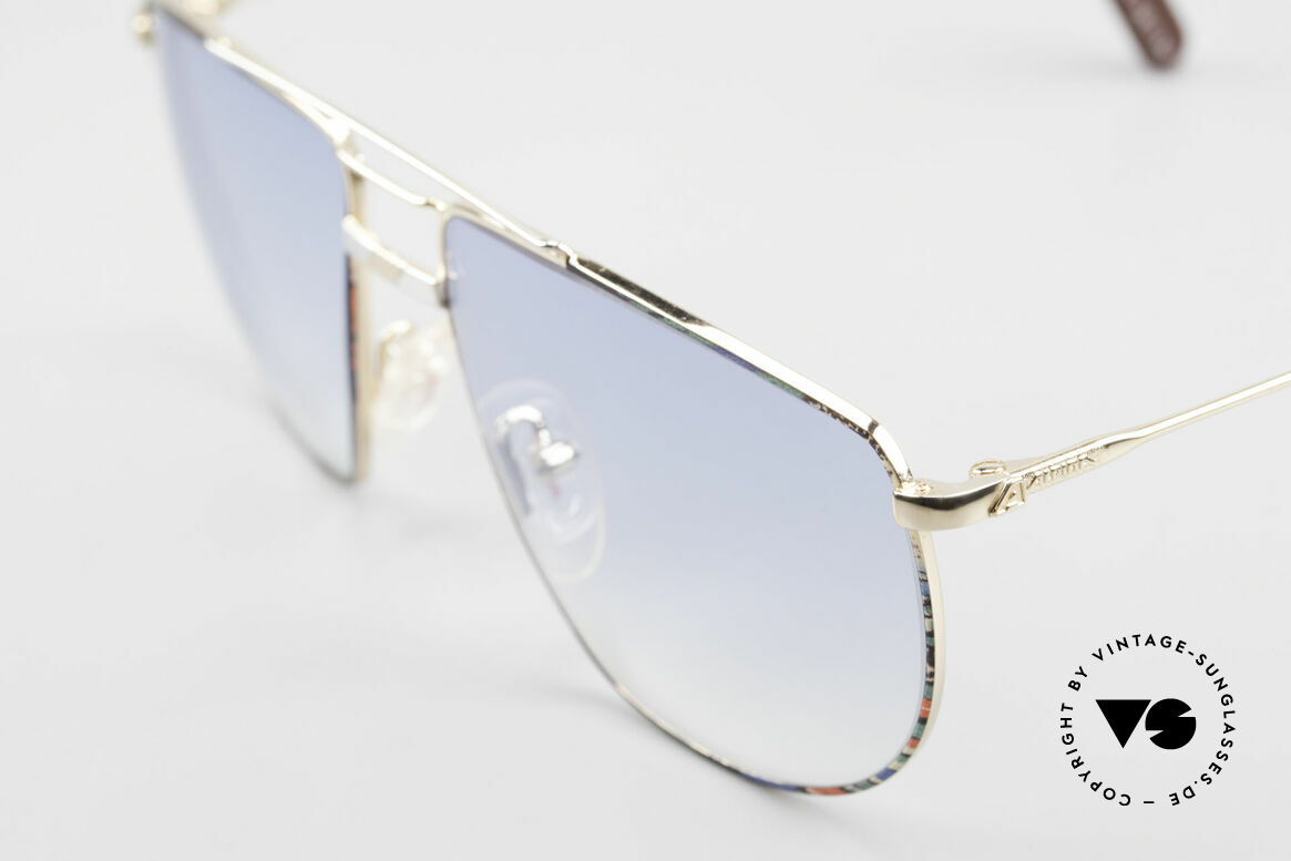 Alpina FM69 Rare Vintage Sunglasses 90's, never worn (like all our rare vintage Alpina eyewear), Made for Men