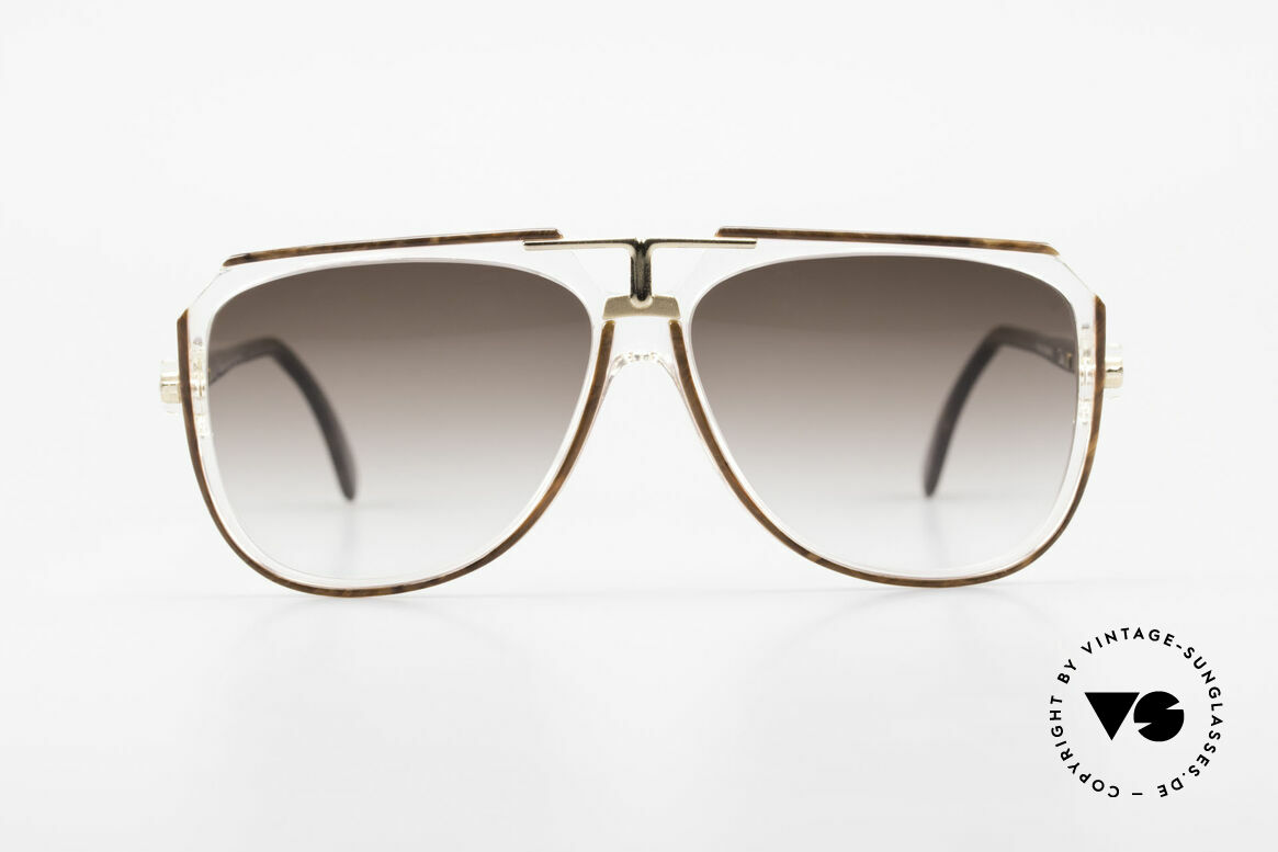 Cazal 636 Old 80's Cazal West Germany, from the legendary 600series by CAZAL, Made for Men