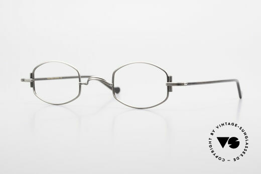 Lunor XA 03 Extraordinary Eyeglass Design Details