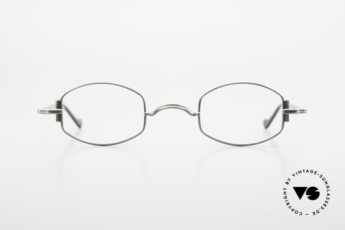Lunor XA 03 Extraordinary Eyeglass Design, traditional German brand; quality handmade in Germany, Made for Men and Women